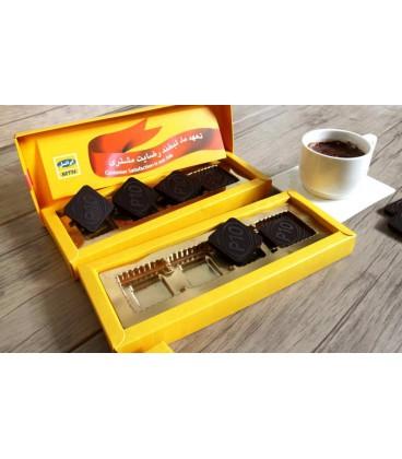 جعبه شکلات تبلیغاتی