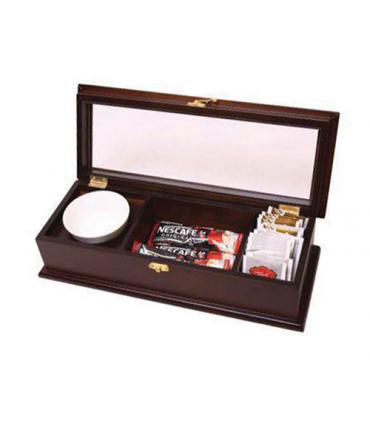 جعبه پذیرایی سه محفظه ای