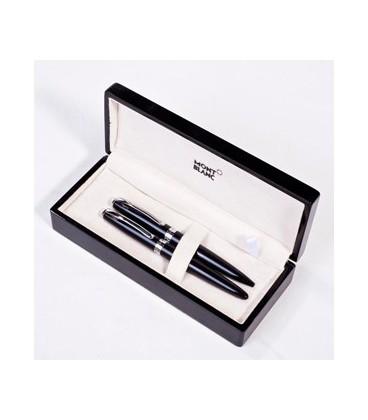 ست قلم مونت بلانک شامل خودکار و روان نویس