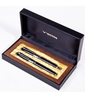 ست قلم ویکتور شامل خودکار و روان نویس (F120)