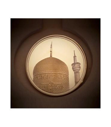 طراحی و ساخت سکه [سکه امام رضا (ع)]