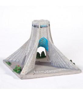 طراحی و ساخت ماکت (برج آزادی)