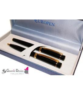 ست خودکار و خودنویس یوروپن کول (Europen Cool)