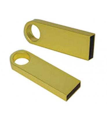 فلش مموری فلزی طلایی