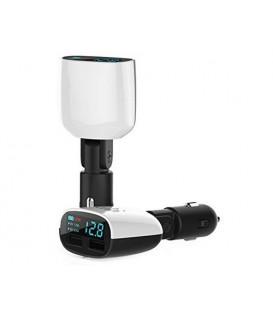 شارژر فندکی هوشمند C13