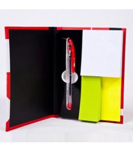 دفترچه یادداشت به همراه خودکار