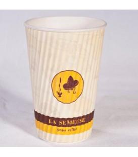 لیوان کاغذی با چاپ لوگوی اختصاصی